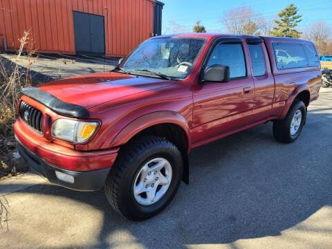 2001 Toyota Tacoma for sale at Steve's Auto Sales in Madison WI
