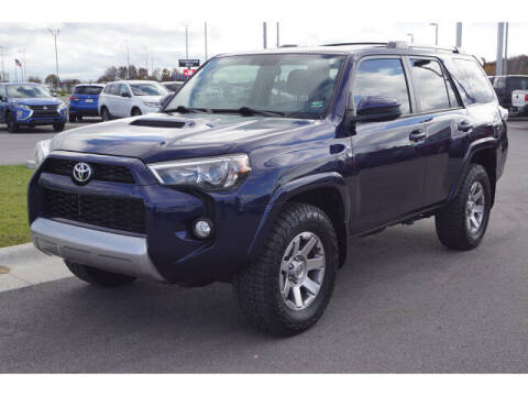 2016 Toyota 4Runner for sale at Napleton Autowerks in Springfield MO