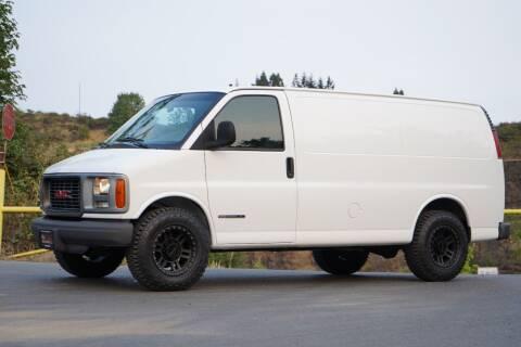 2001 GMC Savana Cargo for sale at Beaverton Auto Wholesale LLC in Hillsboro OR