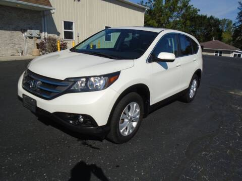2014 Honda CR-V for sale at Ritchie Auto Sales in Middlebury IN