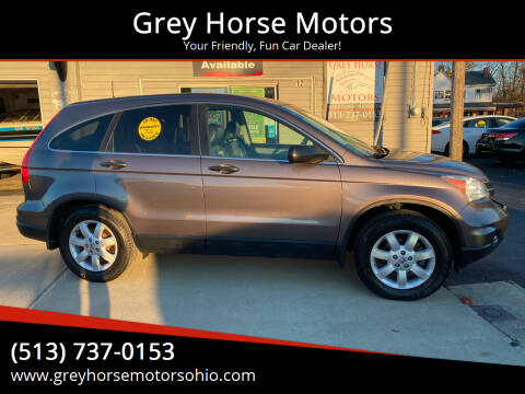 2011 Honda CR-V for sale at Grey Horse Motors in Hamilton OH