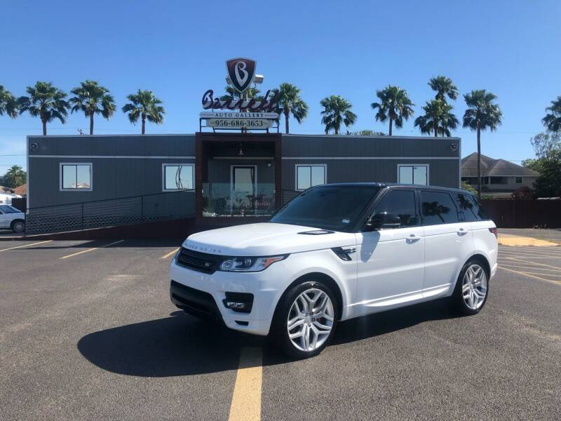 2014 Land Rover Range Rover Sport for sale at Barrett Auto Gallery in San Juan TX