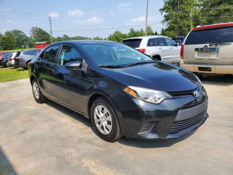 2016 Toyota Corolla for sale at Karas Auto Sales Inc. in Sanford NC