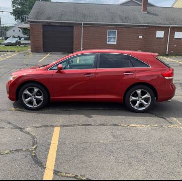 2009 Toyota Venza for sale at GET N GO USED AUTO & REPAIR LLC in Martinsburg WV