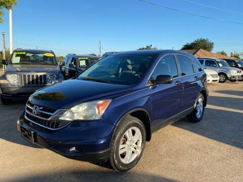 2010 Honda CR-V for sale at CityWide Motors in Garland TX
