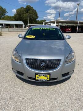 2011 Buick Regal for sale at Bostick's Auto & Truck Sales LLC in Brownwood TX
