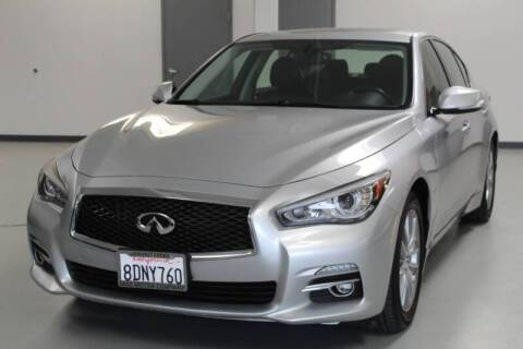2014 Infiniti Q50 Hybrid for sale at Mag Motor Company in Walnut Creek CA