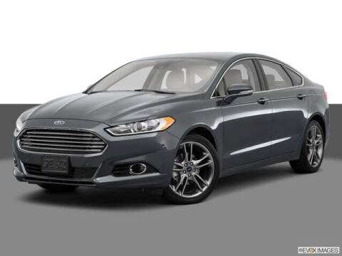 2015 Ford Fusion for sale at B & B Auto Sales in Brookings SD