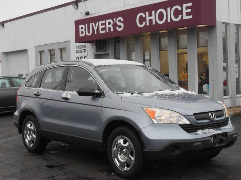 2008 Honda CR-V for sale at Buyers Choice Auto Sales in Bedford OH