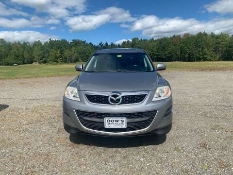 2012 Mazda CX-9 for sale at DOW'S AUTO SALES in Palmyra ME