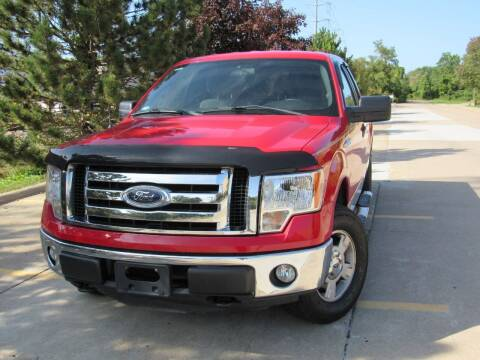 2014 Ford F-150 for sale at A & R Auto Sale in Sterling Heights MI