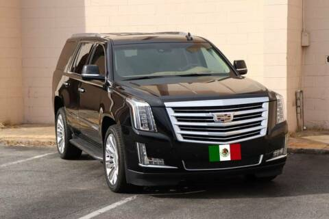 2016 Cadillac Escalade for sale at El Patron Trucks in Norcross GA