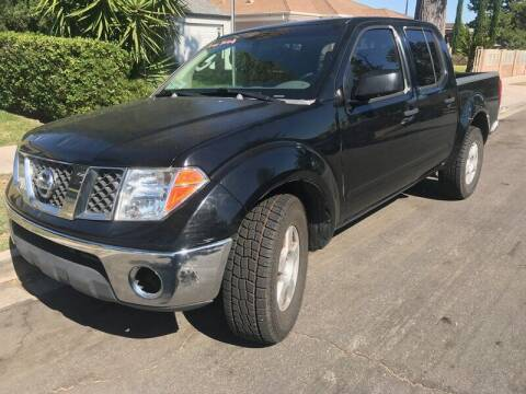 2005 Nissan Frontier for sale at Boktor Motors in North Hollywood CA