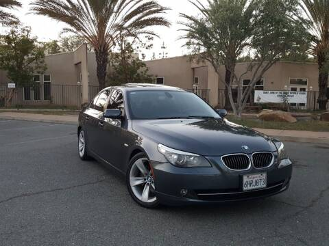 2010 BMW 5 Series for sale at Legend Auto Sales Inc in Lemon Grove CA