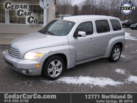 2011 Chevrolet HHR for sale at Cedar Car Co in Cedar Springs MI