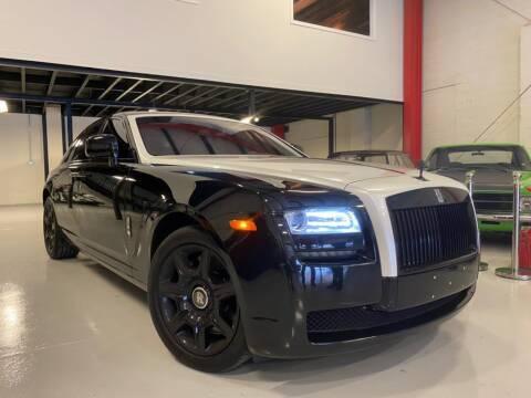 2010 Rolls-Royce Ghost for sale at Celebrity Motors in Newark NJ