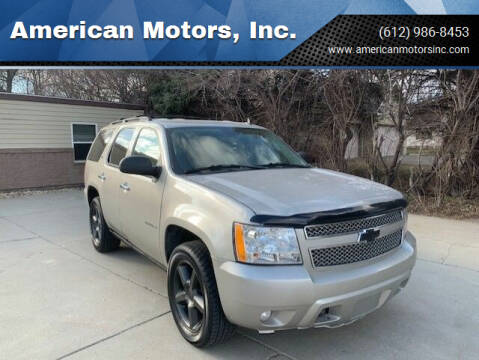 2007 Chevrolet Tahoe for sale at American Motors, Inc. in Farmington MN