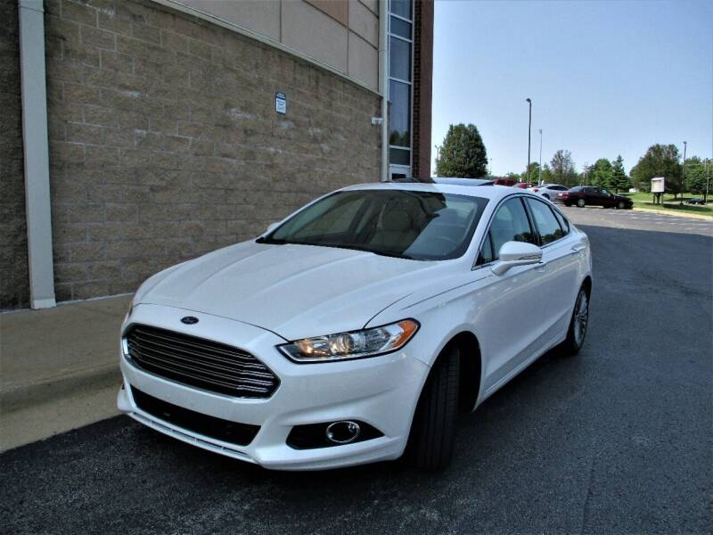 2016 Ford Fusion for sale at Vantage Motors LLC in Raytown MO