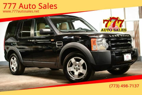 2006 Land Rover LR3 for sale at 777 Auto Sales in Bedford Park IL