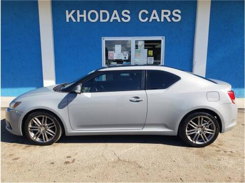 2011 Scion tC for sale at Khodas Cars in Gilroy CA