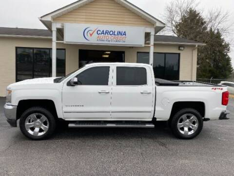 2018 Chevrolet Silverado 1500 for sale at Carolina Auto Credit in Youngsville NC