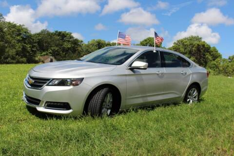 2018 Chevrolet Impala for sale at CHASE MOTOR in Miami FL