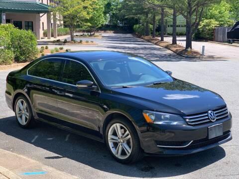2014 Volkswagen Passat for sale at Triangle Motors Inc in Raleigh NC