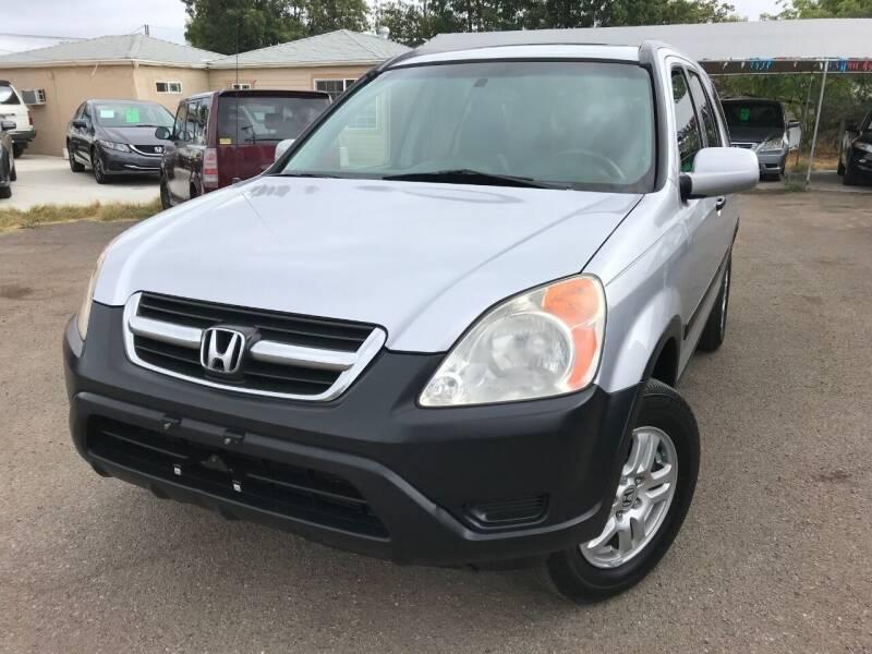 2004 Honda CR-V for sale at Vtek Motorsports in El Cajon CA
