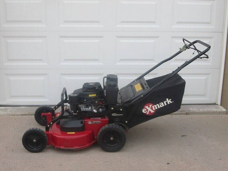 2014 Exmark ECKA30 for sale at Bernie Jones Auto - Lawn and Garden in Cambridge NE