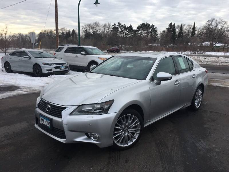 2013 Lexus GS 350 for sale at Premier Motors LLC in Crystal MN
