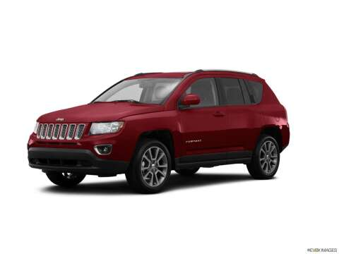 2017 Jeep Compass for sale at BORGMAN OF HOLLAND LLC in Holland MI