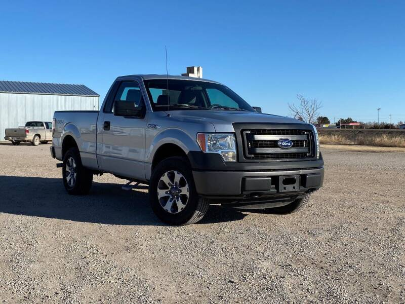 2013 Ford F-150 for sale at Double TT Auto in Montezuma KS