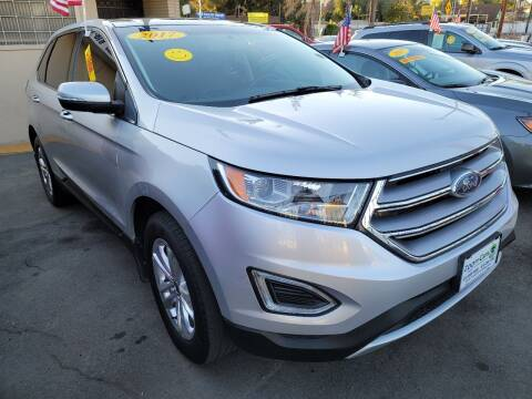 2017 Ford Edge for sale at ZOOM CARS LLC in Sylmar CA