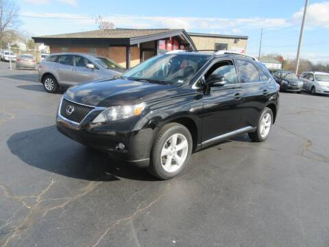 2012 Lexus RX 350 for sale at Riverside Motor Company in Fenton MO
