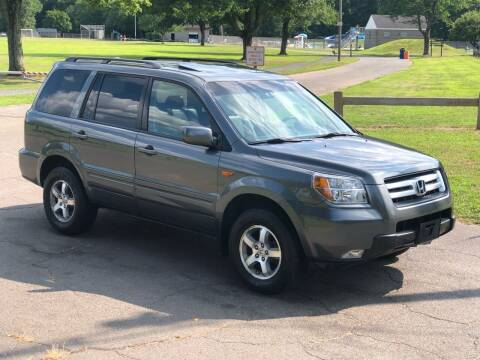 2007 Honda Pilot for sale at Choice Motor Car in Plainville CT
