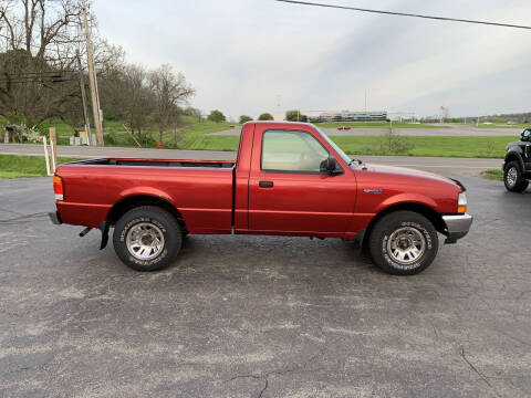 1999 Ford Ranger for sale at Westview Motors in Hillsboro OH