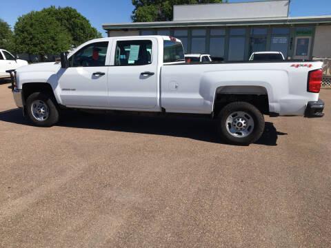 2016 Chevrolet Silverado 2500HD for sale at A Plus Auto LLC in Great Falls MT