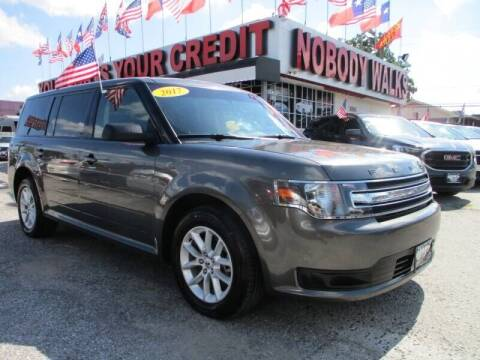 2017 Ford Flex for sale at Giant Auto Mart 2 in Houston TX