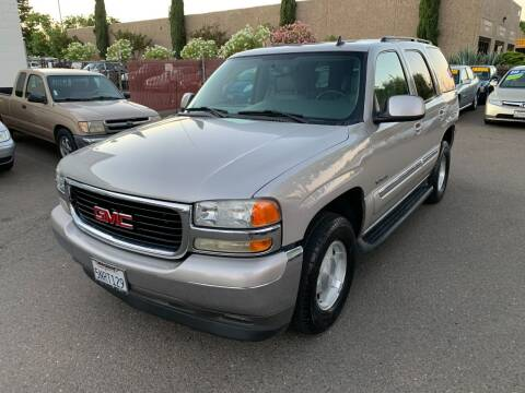2006 GMC Yukon for sale at C. H. Auto Sales in Citrus Heights CA