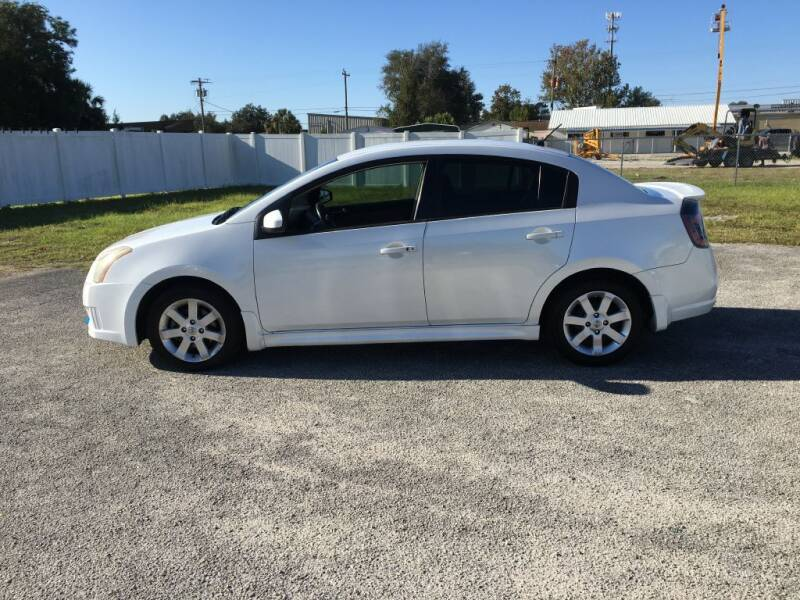 2011 Nissan Sentra for sale at First Coast Auto Connection in Orange Park FL