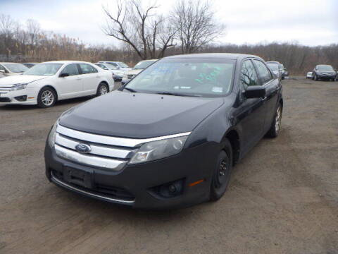 2010 Ford Fusion for sale at GLOBAL MOTOR GROUP in Newark NJ