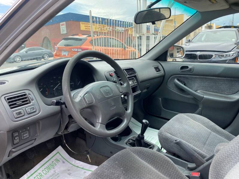 1999 Honda Civic EX 4dr Sedan - Denver CO