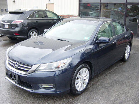 2013 Honda Accord for sale at North South Motorcars in Seabrook NH
