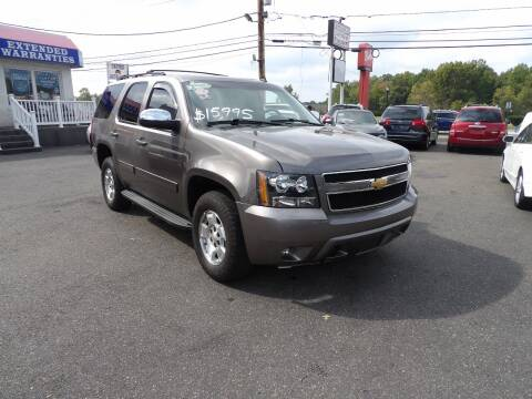 2013 Chevrolet Tahoe for sale at United Auto Land in Woodbury NJ