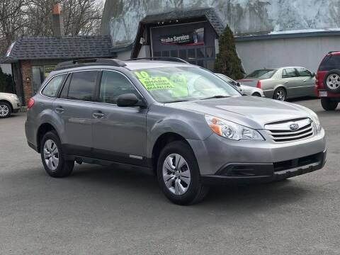 2010 Subaru Outback for sale at United Auto Service in Leominster MA
