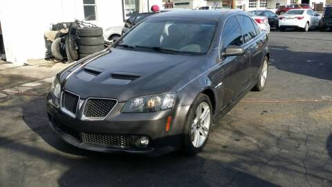 2009 Pontiac G8 for sale at Nonstop Motors in Indianapolis IN