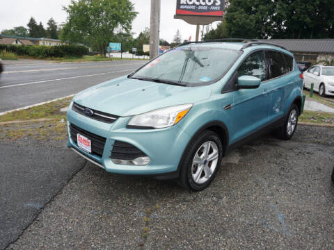 2013 Ford Escape for sale at Colonial Motors in Mine Hill NJ