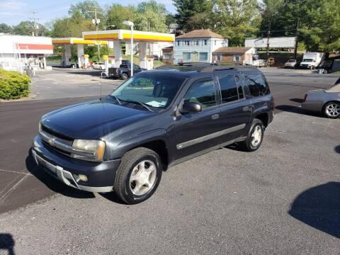 2004 Chevrolet TrailBlazer EXT for sale at Driven Motors in Staunton VA