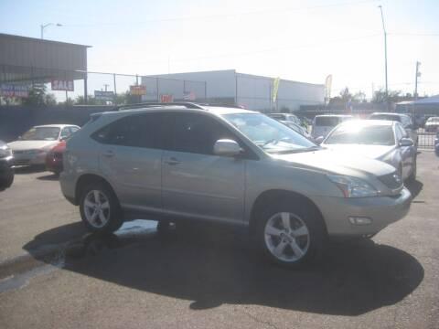 2006 Lexus RX 330 for sale at Town and Country Motors - 1702 East Van Buren Street in Phoenix AZ