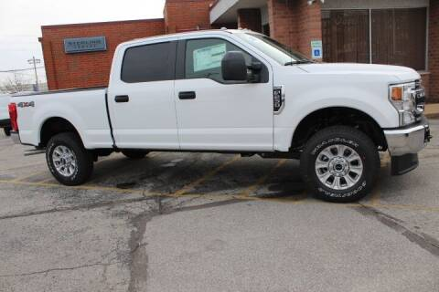 2021 Ford F-250 Super Duty for sale at BROADWAY FORD TRUCK SALES in Saint Louis MO